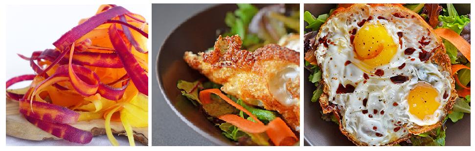 Paleo Fried Egg Salad Recipe
