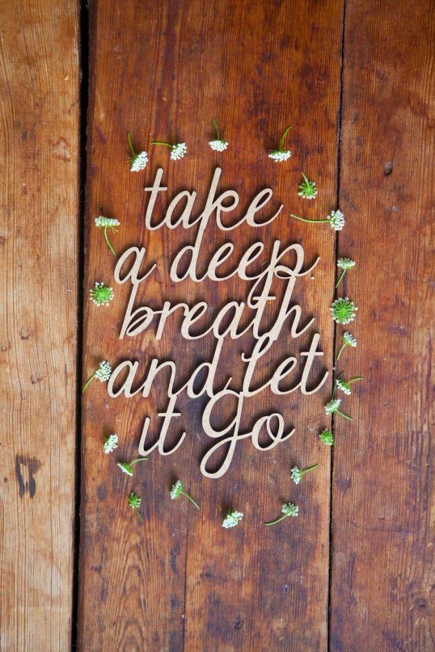release stress breathing