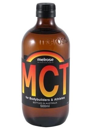 Why I love MCT Oil1
